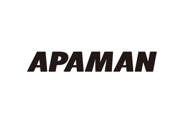 APAMAN株式会社のロゴ