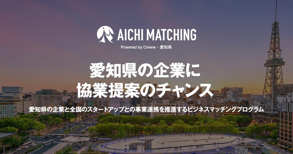 Aichi Matching 2020 Batch01